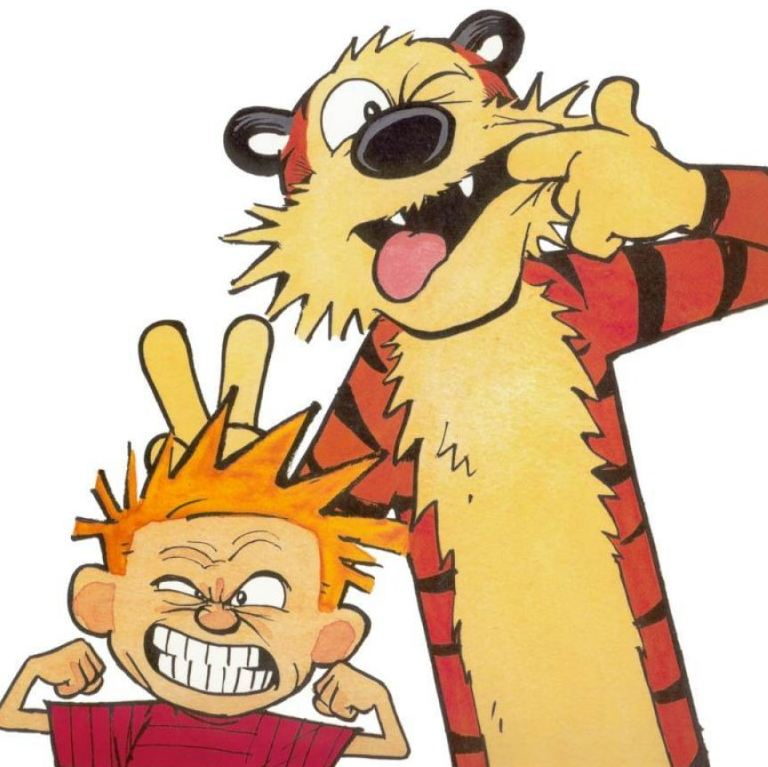 calvin and hobbes 560x559