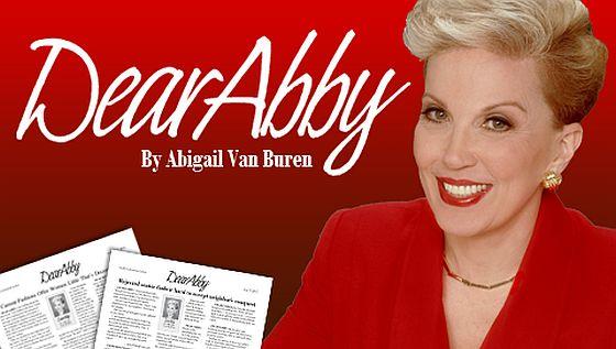 Dear Abby header