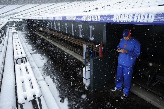 Snow Mets Rockies 6