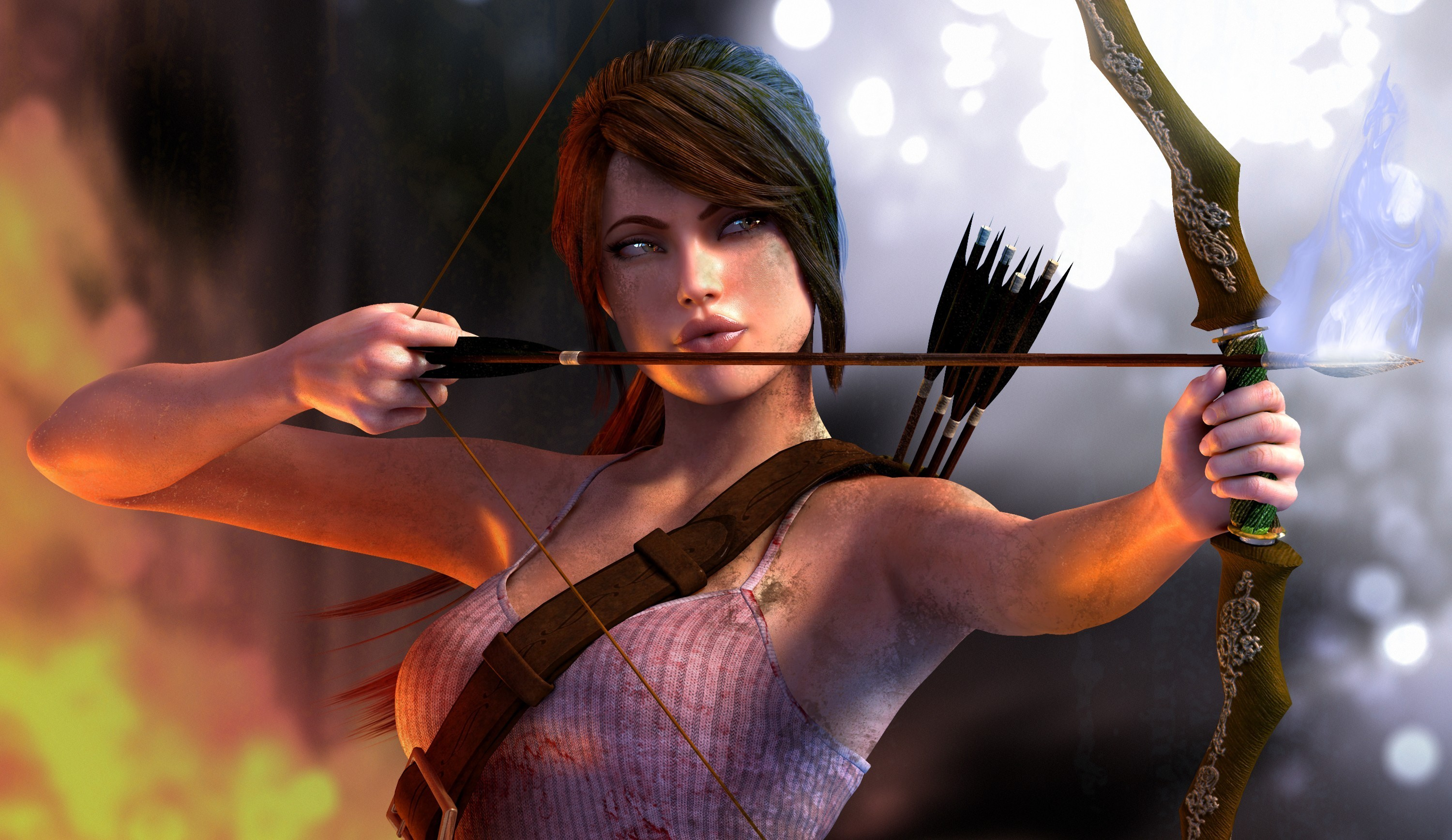 Three Female Game Characters You Just Might Fall In Love With