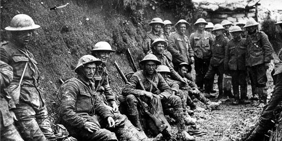 WW1 Soldiers