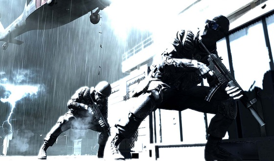 sas call of duty jeux video