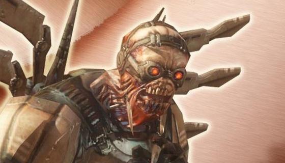 Quake Wars Enemy territory