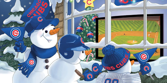 Cubs Christmas