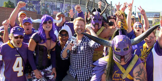 Vikings Fans 5