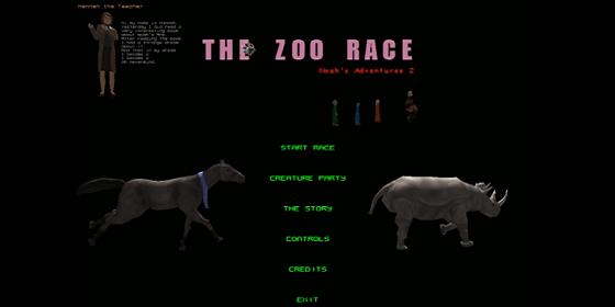 Zoo Race