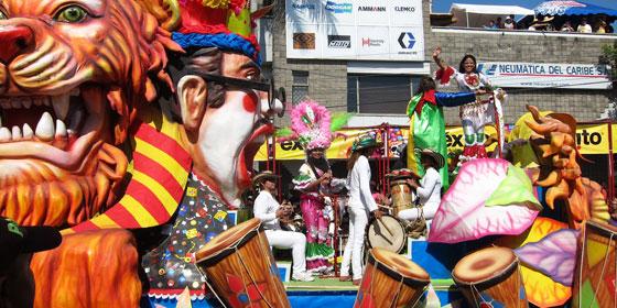 Barranquilla Mardi Gras