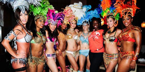 Trinidad Tobago Mardi Gras