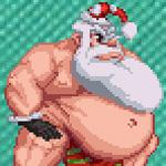 Most. Disturbing. Santa. Ever.