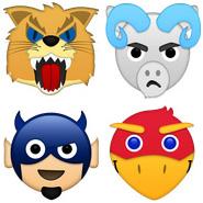 2015 NCAA Tournament Emoji