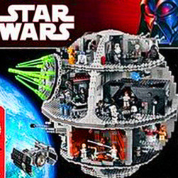 Ridiculously Expensive Star Wars LEGO Sets