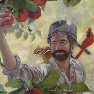 Johnny Appleseed…. Capitalist