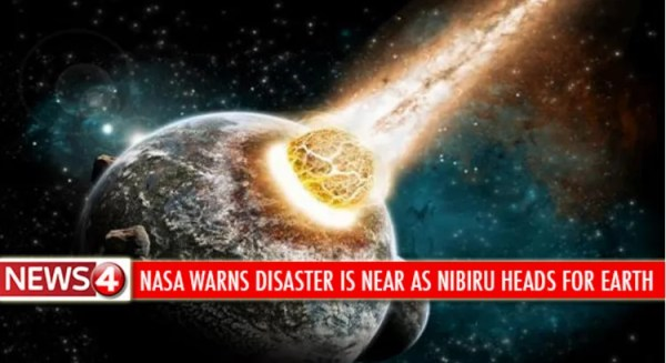 FACT CHECK NASA Warns Planet X Is Headed Straight for