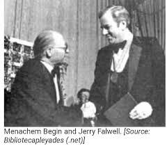 פגישת בגין עם פאלוול בוושינגטון בספטמבר 1981