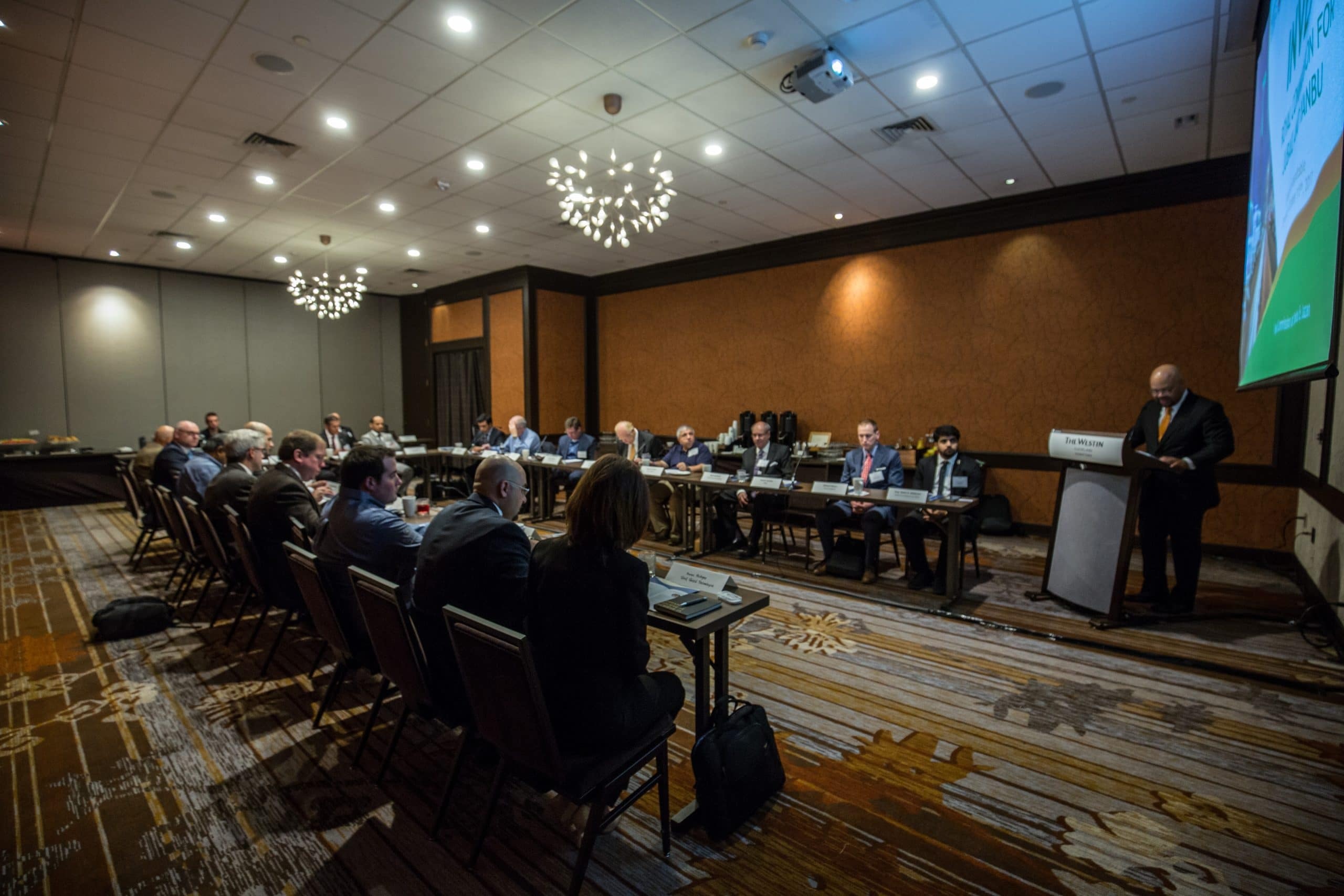 RCJY Executive Roundtable in Cleveland