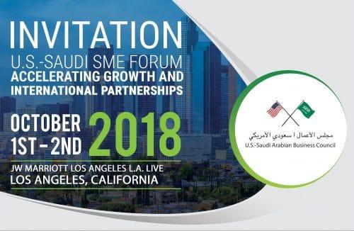 Top 10 Reasons to Join the U.S.-Saudi SME Forum