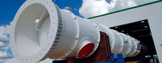 Mechanical Completion of World's Largest Industrial Gas Complex