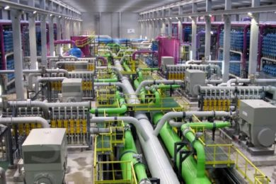 Saudi Arabia Awards Energy Recovery with Water Projects
