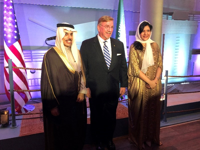 Business Council Celebrates 75th Anniversary of U.S.-Saudi Diplomatic Relations