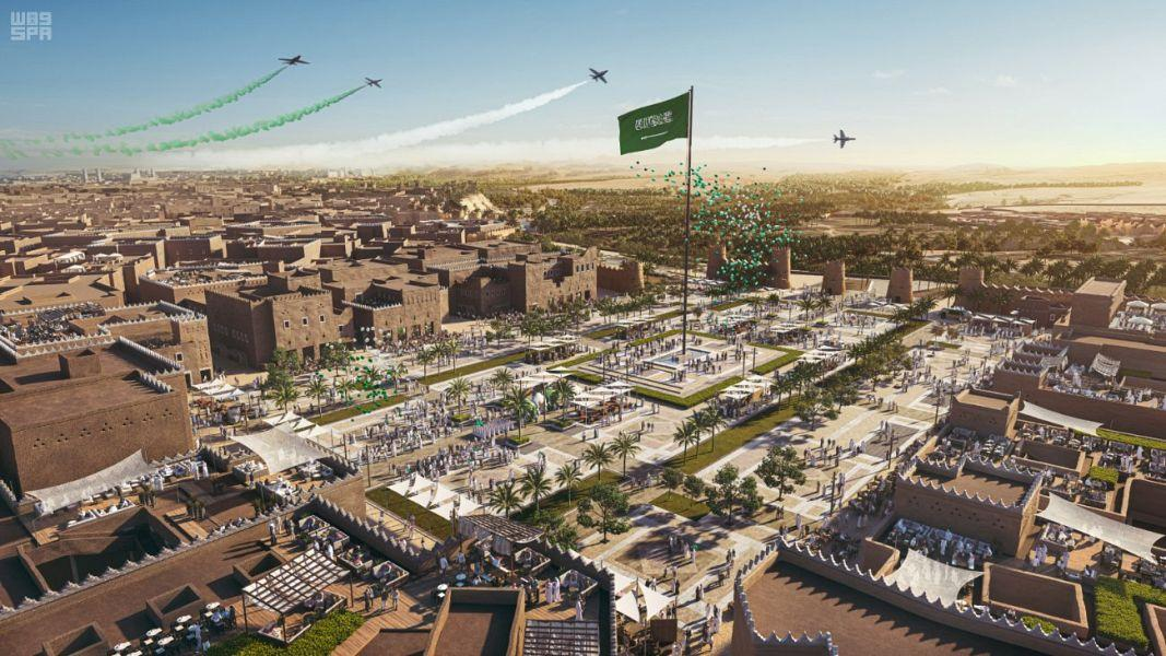 Work Begins on Phase One of the Diriyah Gate Project