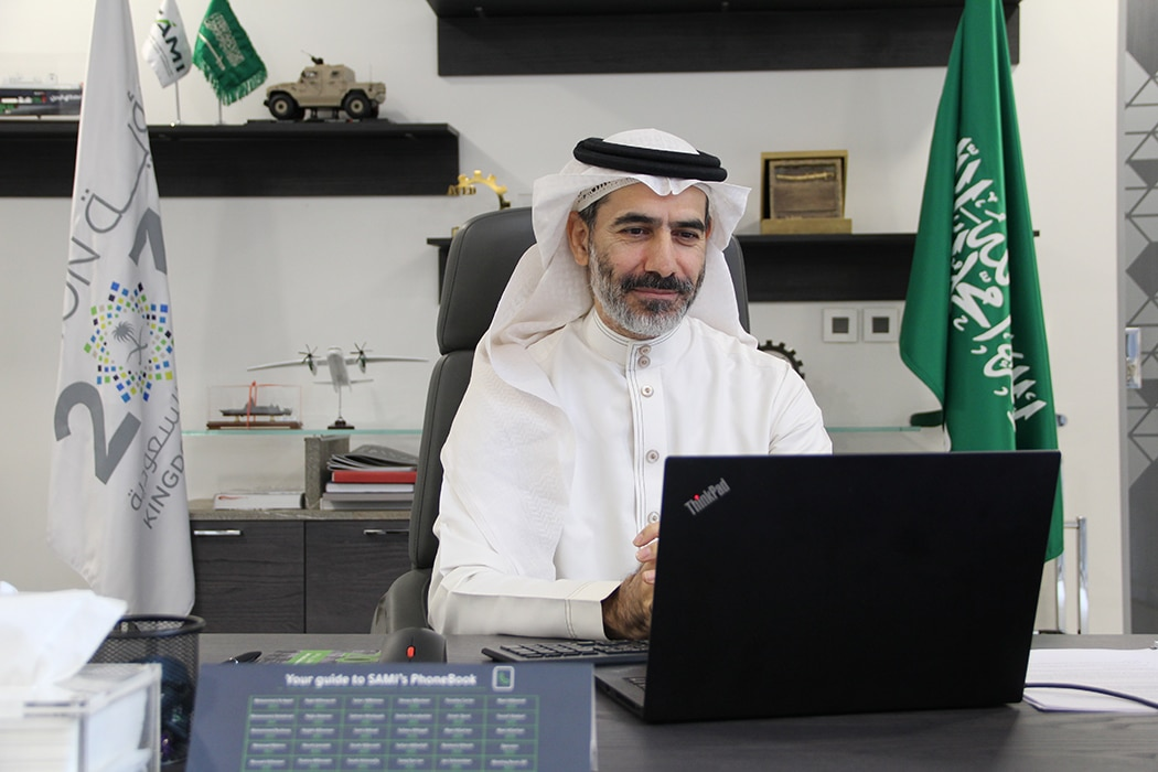 Virtual Discussion with SAMI Emphasizes Opportunities for Military Industry Localization in Saudi Arabia