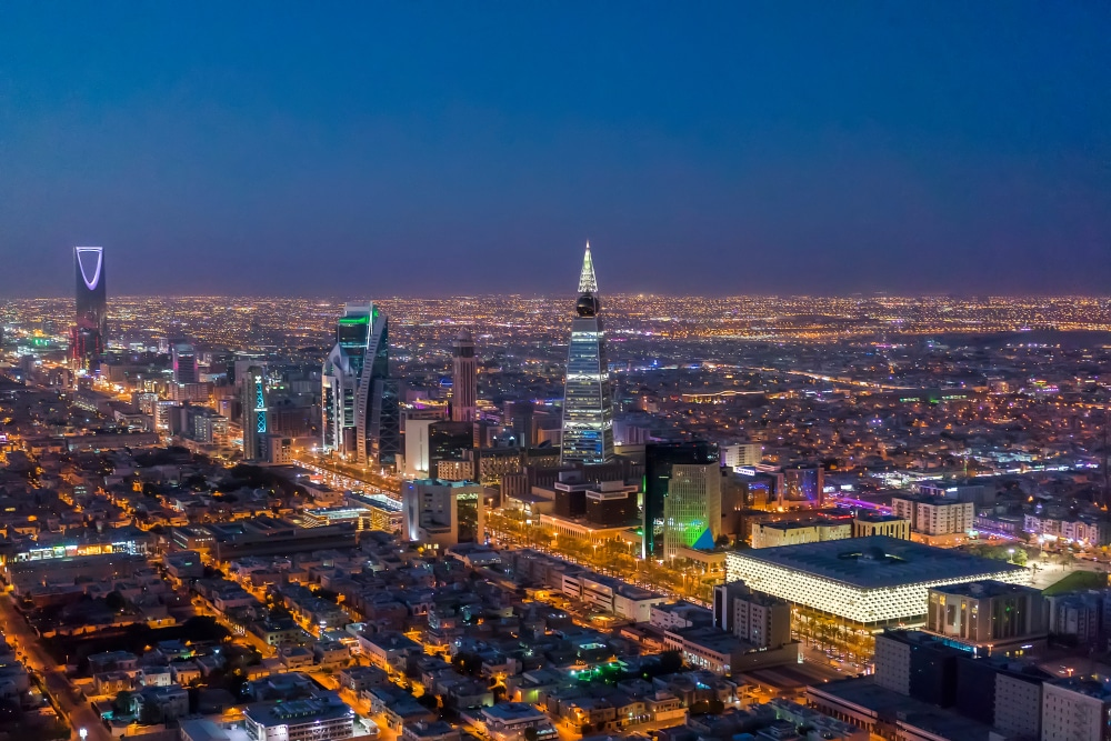 Foreign Investment into Saudi Arabia Up 7% to $4.6 Billion