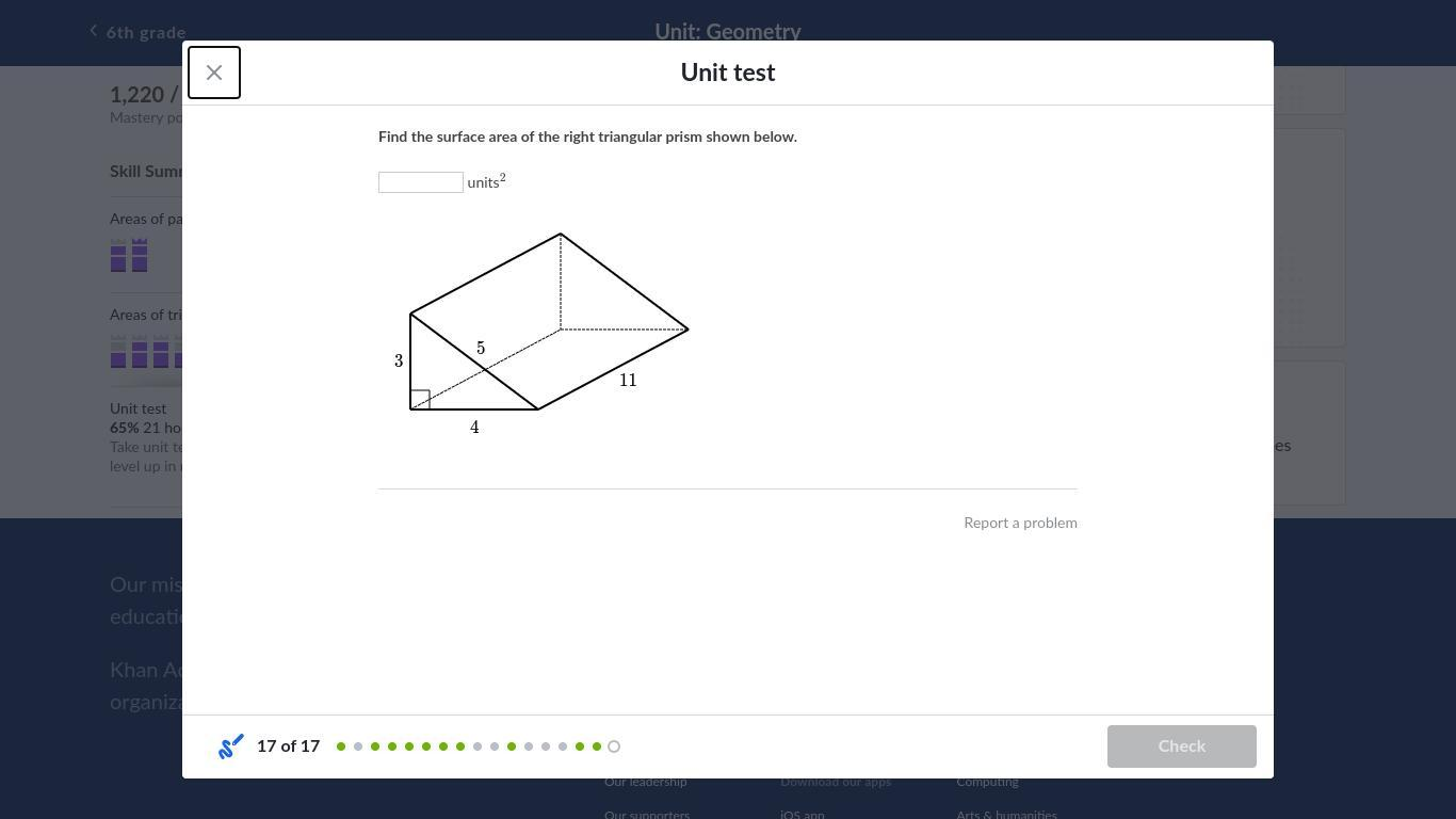 Will Give Brainleist Find The Surface Area Of The