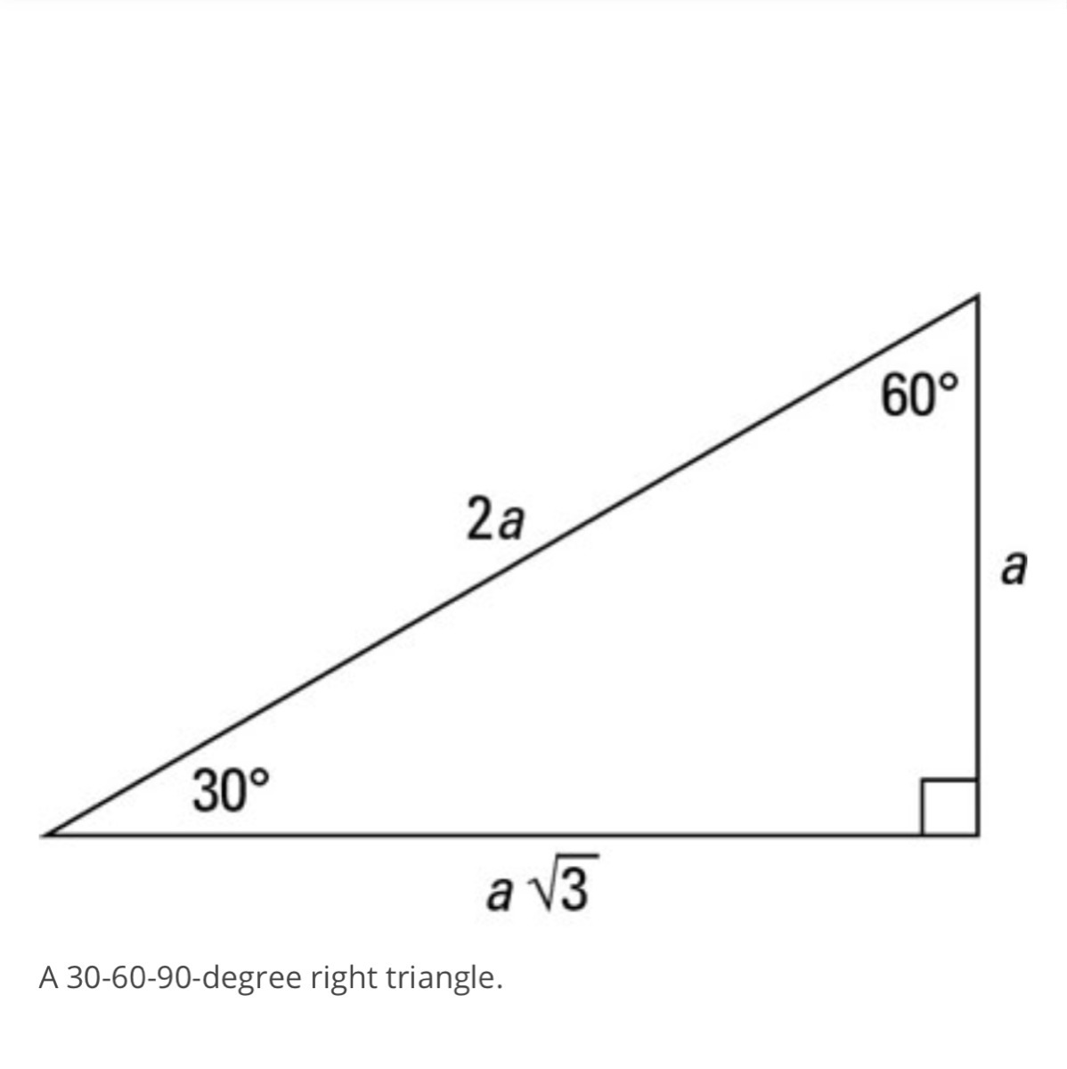 The Longer Leg Of A 30 60 90 Triangle Is 18 What Is