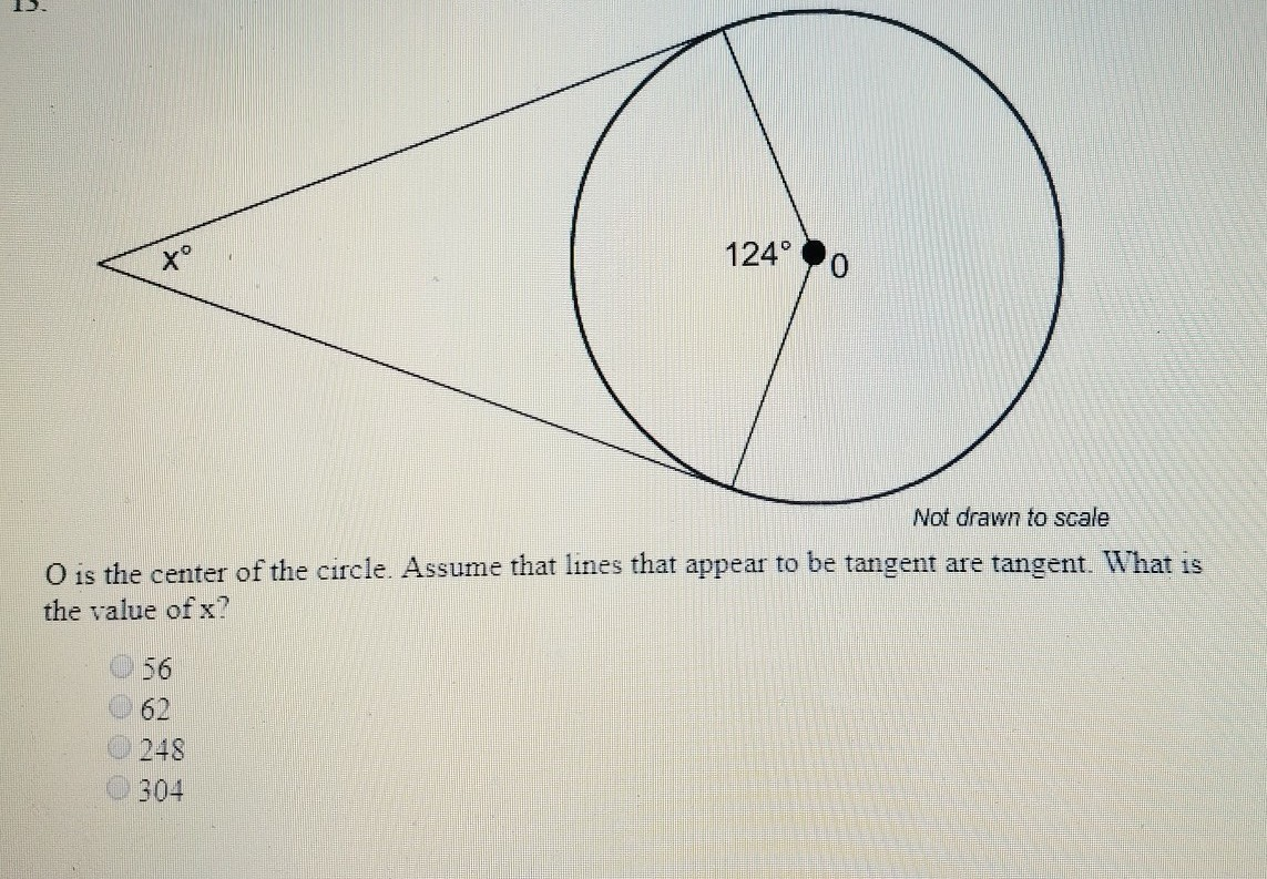 Easy Math Problem Please Help O Is The Center Of The