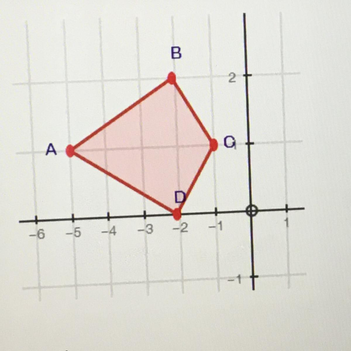 Kite Abcd Is Rotated 180 Clockwise About The Origin And