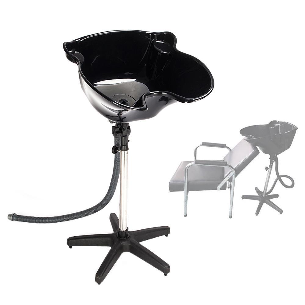 details about portable shampoo sink rinse basin hair stylist hairdresse wash bowl salon tub us