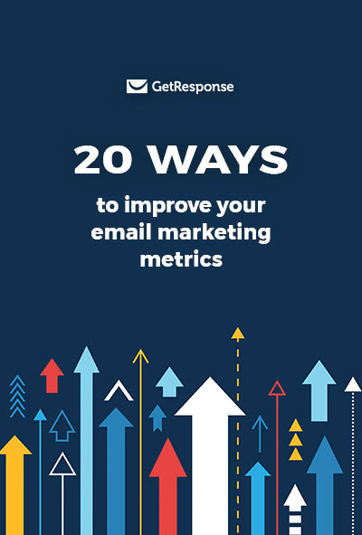 20 Ways to Improve Your Email Marketing Metrics