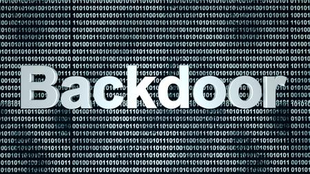 Resultado de imagen de backdoor