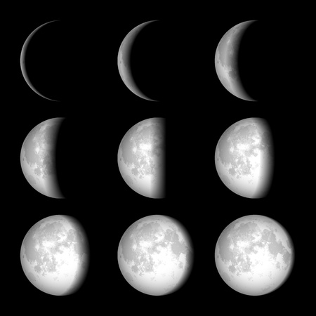 moon: Moon Phases