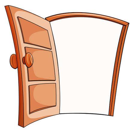 Closing Door Cliparts Stock Vector And Royalty Free Closing Door Illustrations