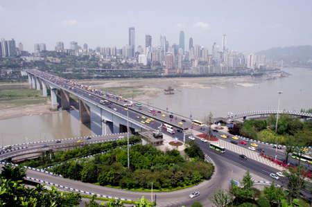 Resultado de imagen de rio Yangtze puente