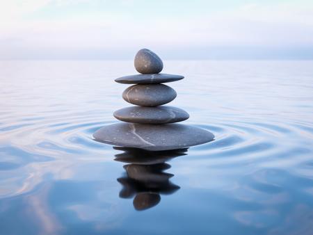 Zen Attitude Banque D Images Et Photos Libres De Droits 123rf