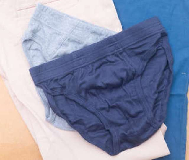 Blue And Gray Of New Male Underwear