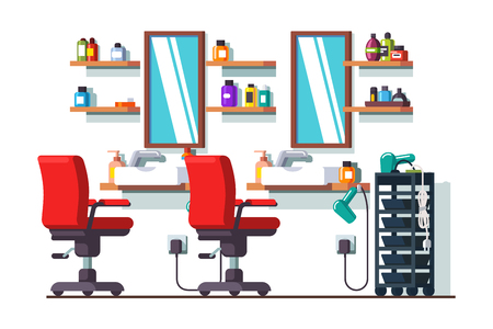 Beauty Parlour Stock Illustrations Cliparts And Royalty Free Beauty Parlour Vectors