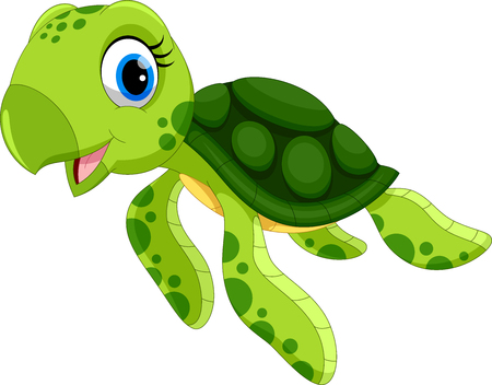 Sea Turtle Stock Vector Illustration And Royalty Free Sea Turtle Clipart