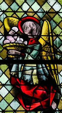Image result for catedral de rouen vitrales images