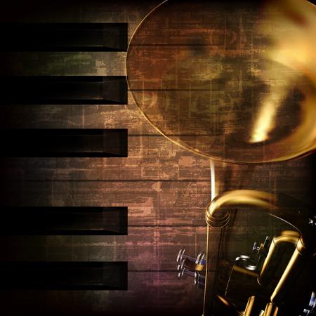 Resultado de imagen para saxophone abstract
