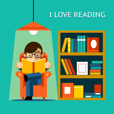 books: I Love Reading