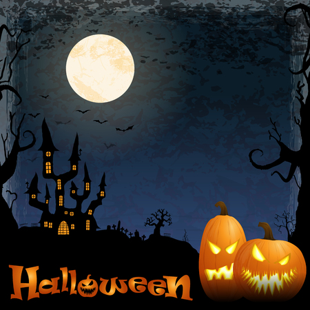 halloween background layouts