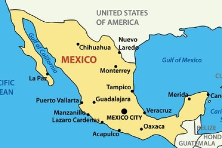 map of mexican states » 4K Pictures | 4K Pictures [Full HQ Wallpaper]