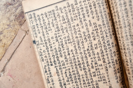 herbal medicine: Chinese traditional medicine ancient book Editorial