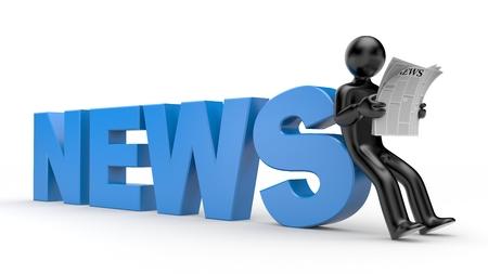 world news symbols icons: News