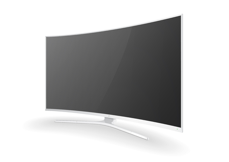 Realistic Plasma Tv Screen Modern Stylish Lcd Panel Led Type