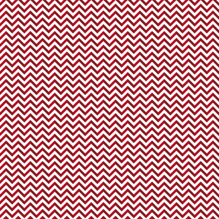 Vector red chevron pattern