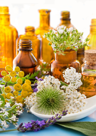 Homeopathy Stock Photo - 24758281
